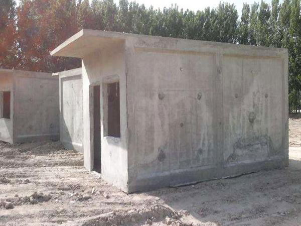 水泥活动房